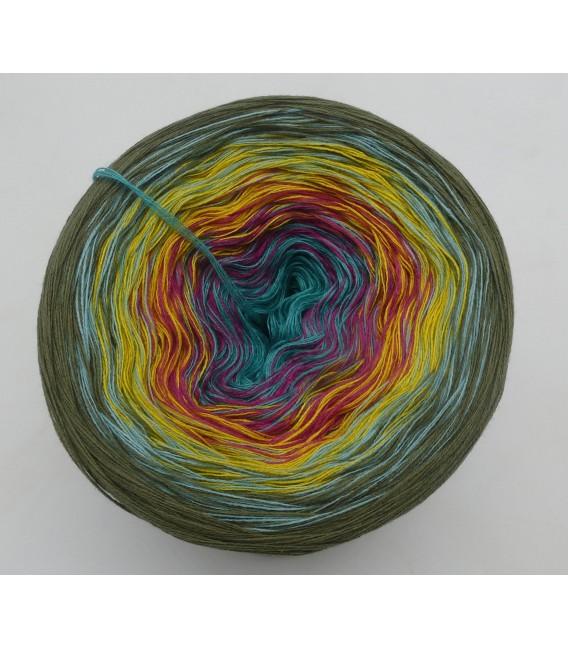 Papageno - 4 ply gradient yarn - image 3