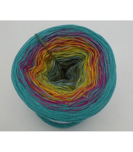 Papageno - 4 ply gradient yarn - image 5