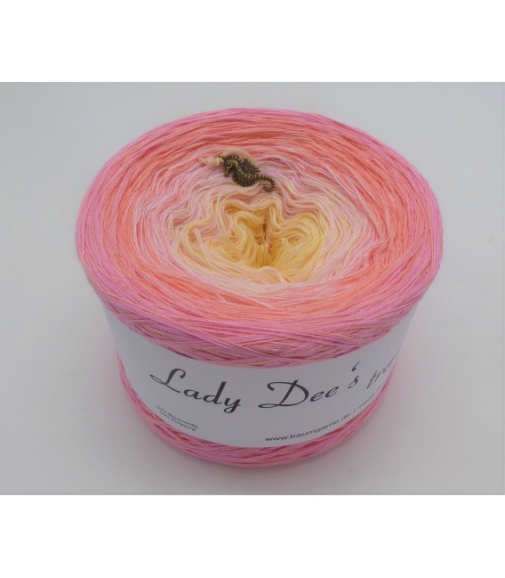 Zuckerl (sugar) - 4 ply gradient yarn - image 2