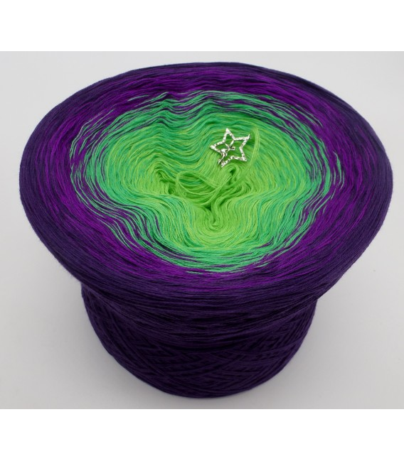 Poison - 4 ply gradient yarn - image 2