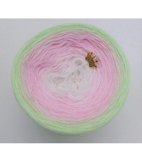 Berglilie (Mountain lily) - 4 ply gradient yarn - image 3