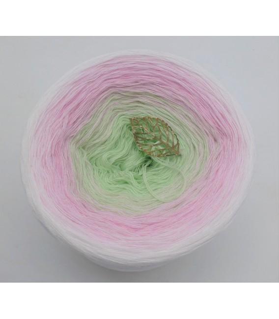 Berglilie (Горная лилия) - 4 нитевидные градиента пряжи - Фото 5