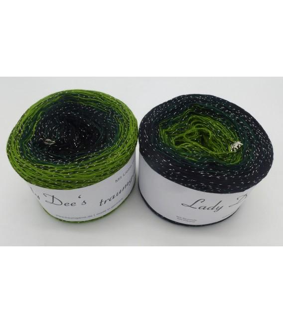 Verliebtes Duo (In love duo) - VD001 - 4 ply gradient yarn - image 1