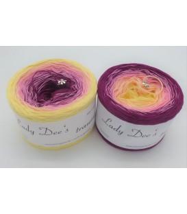 Verliebtes Duo - VD006 - Farbverlaufsgarn 4-fädig