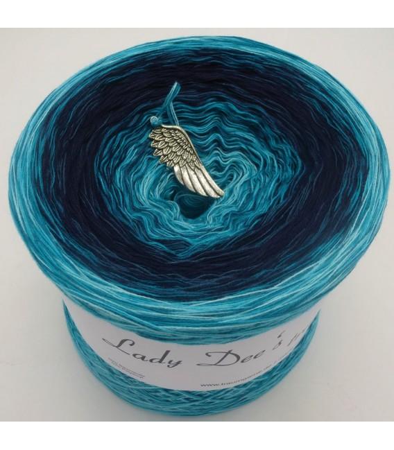 Spieglein No. 1 (Mirror No. 1) - 4 ply gradient yarn - image 1