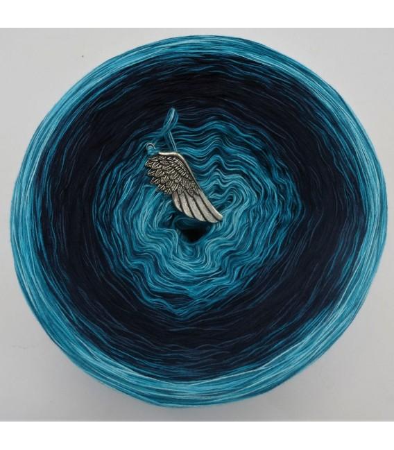 Spieglein No. 1 (Mirror No. 1) - 4 ply gradient yarn - image 2