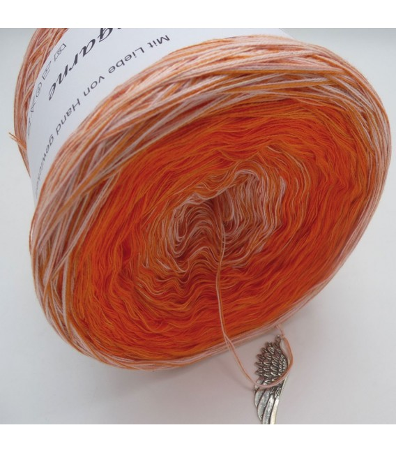 Spieglein No. 3 (Mirror No. 3) - 4 ply gradient yarn - image 3