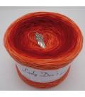 Spieglein No. 4 - 4 ply gradient yarn