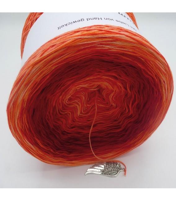Spieglein No. 4 (Mirror No. 4) - 4 ply gradient yarn - image 3