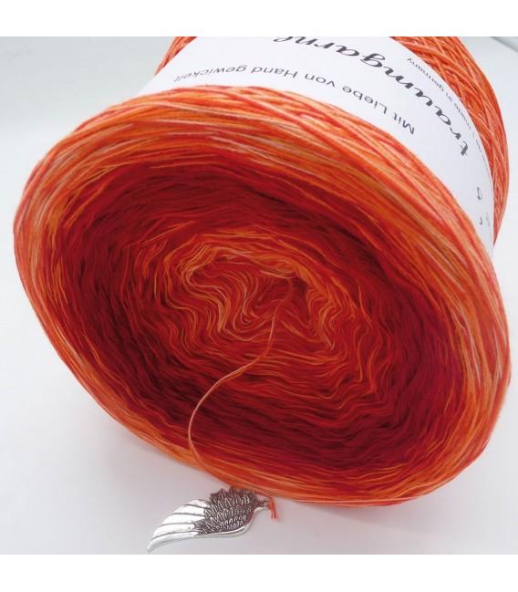 Spieglein No. 4 (Mirror No. 4) - 4 ply gradient yarn - image 4