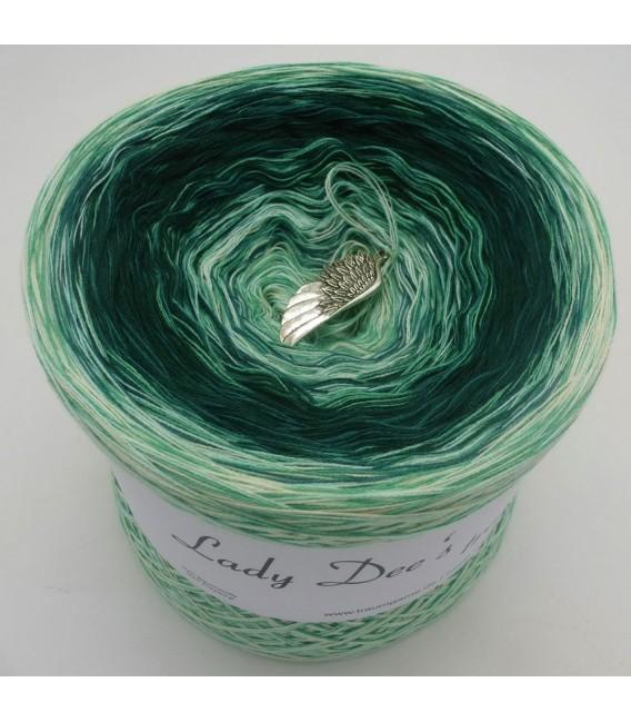 Spieglein No. 8 (Mirror No. 8) - 4 ply gradient yarn - image 1