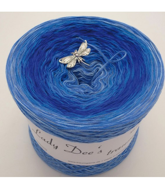 Spieglein No. 11 (Mirror No. 11) - 4 ply gradient yarn - image 1