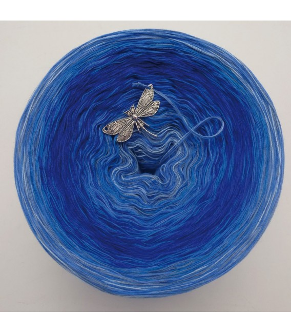 Spieglein No. 11 (Mirror No. 11) - 4 ply gradient yarn - image 2