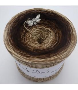 Spieglein No. 12 - 4 ply gradient yarn