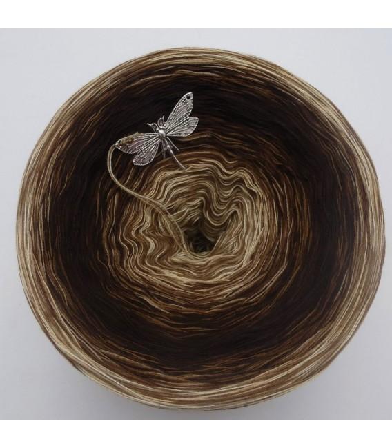 Spieglein No. 12 (Mirror No. 12) - 4 ply gradient yarn - image 2