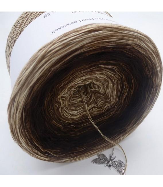 Spieglein No. 12 (Mirror No. 12) - 4 ply gradient yarn - image 3