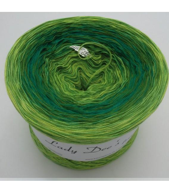 Spieglein No. 13 (Mirror No. 13) - 4 ply gradient yarn - image 1