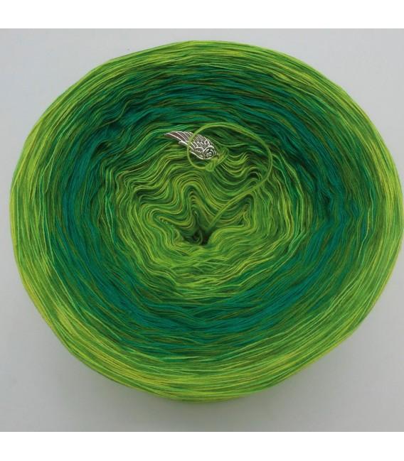 Spieglein No. 13 (Mirror No. 13) - 4 ply gradient yarn - image 2