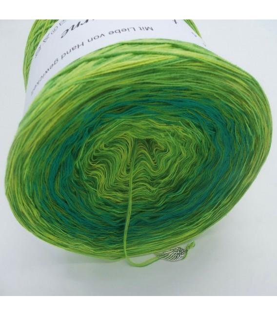 Spieglein No. 13 (Mirror No. 13) - 4 ply gradient yarn - image 3