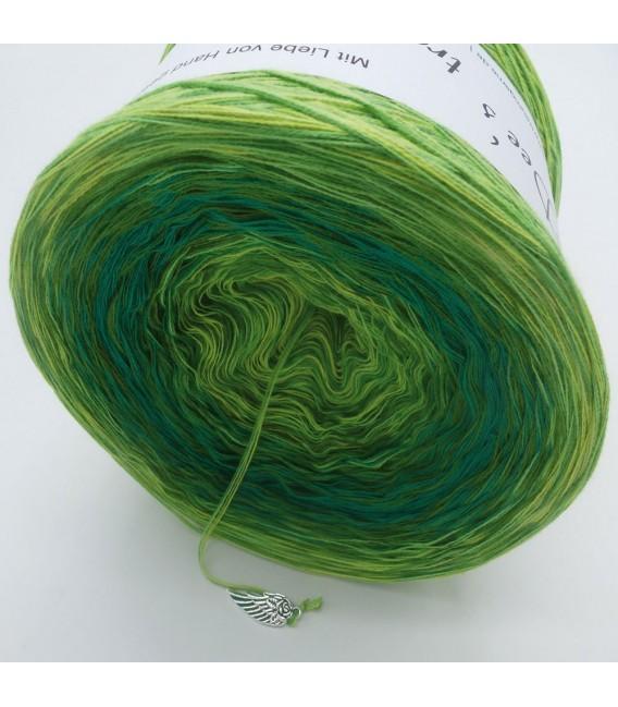 Spieglein No. 13 (Mirror No. 13) - 4 ply gradient yarn - image 4