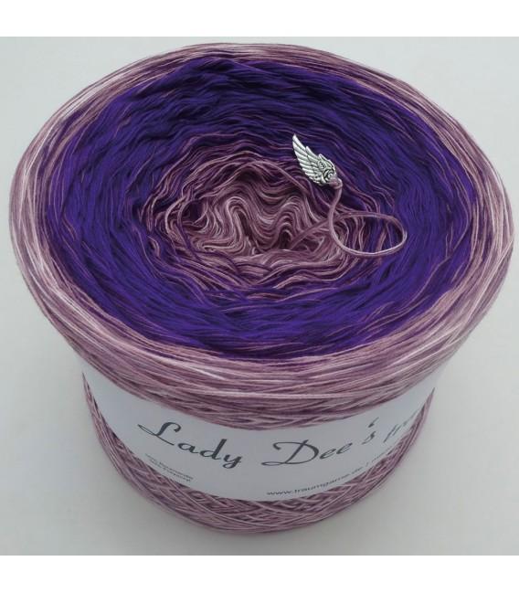 Spieglein No. 14 (Mirror No. 14) - 4 ply gradient yarn - image 1