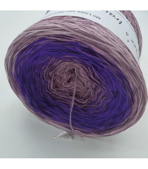 Spieglein No. 14 (Mirror No. 14) - 4 ply gradient yarn - image 4