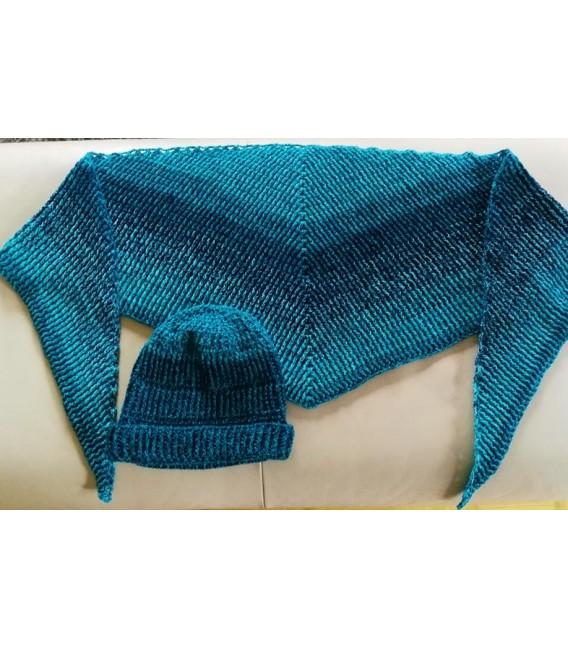 Strudel No. 1 (Swirl No. 1) - 4 ply gradient yarn - image 5