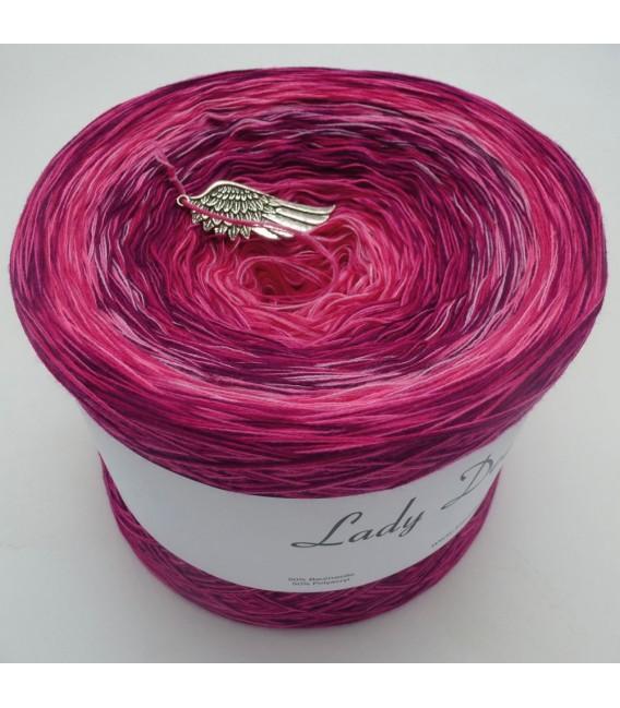 Strudel No. 5 (Swirl No. 5) - 4 ply gradient yarn - image 1