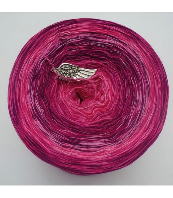 Strudel No. 5 (Swirl No. 5) - 4 ply gradient yarn - image 2