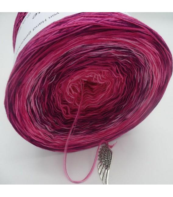 Strudel No. 5 (Swirl No. 5) - 4 ply gradient yarn - image 3