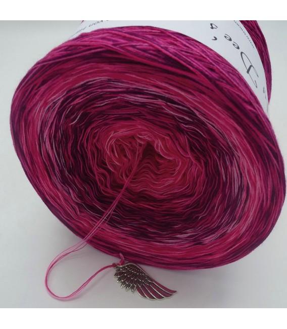 Strudel No. 5 (Swirl No. 5) - 4 ply gradient yarn - image 4