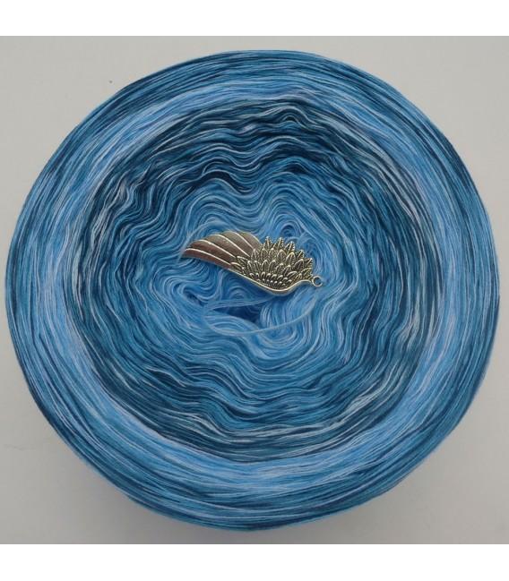 Strudel No. 6 (Swirl No. 6) - 4 ply gradient yarn - image 2