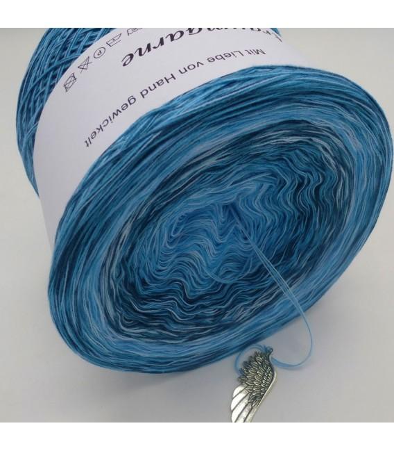 Strudel No. 6 (Swirl No. 6) - 4 ply gradient yarn - image 3