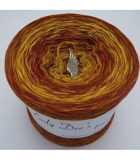 Strudel No. 7 (Swirl No. 7) - 4 fils de gradient filamenteux - Photo 1