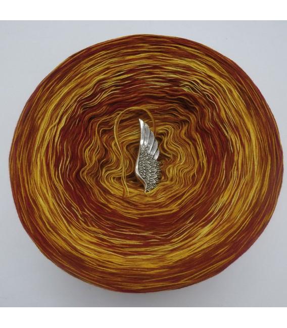 Strudel No. 7 - Farbverlaufsgarn 4-fädig - Bild 2