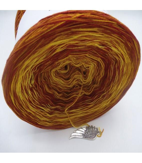 Strudel No. 7 - Farbverlaufsgarn 4-fädig - Bild 3