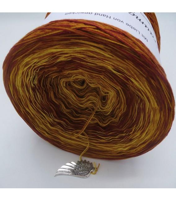 Strudel No. 7 (Swirl No. 7) - 4 fils de gradient filamenteux - Photo 4