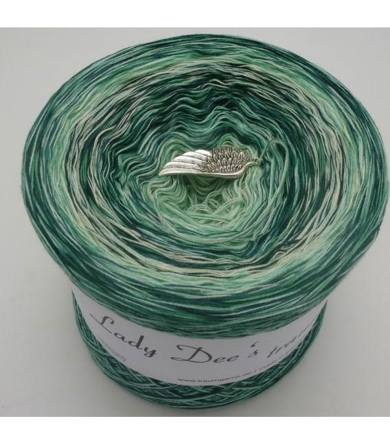 Strudel No. 8 (Swirl No. 8) - 4 ply gradient yarn - image 1