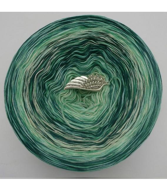 Strudel No. 8 (Swirl No. 8) - 4 ply gradient yarn - image 2