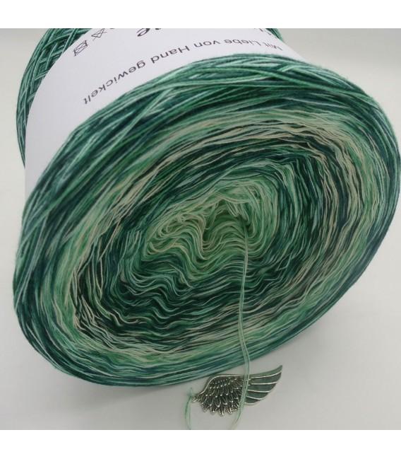 Strudel No. 8 (Swirl No. 8) - 4 fils de gradient filamenteux - Photo 3