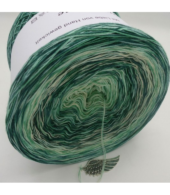 Strudel No. 8 (Swirl No. 8) - 4 ply gradient yarn - image 3