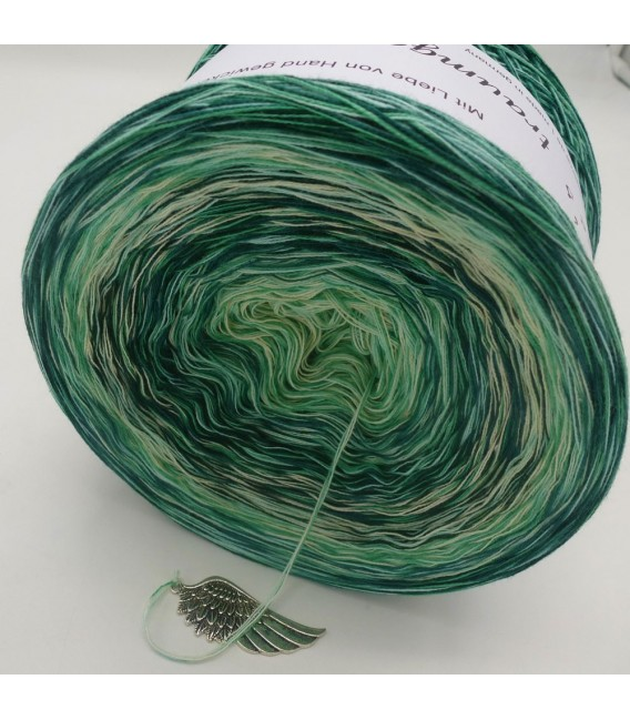 Strudel No. 8 (Swirl No. 8) - 4 ply gradient yarn - image 4