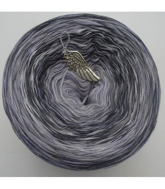 Strudel No. 10 (Swirl No. 10) - 4 ply gradient yarn - image 2
