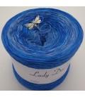 Strudel No. 11 - 4 ply gradient yarn