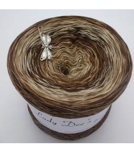Strudel No. 12 - 4 ply gradient yarn