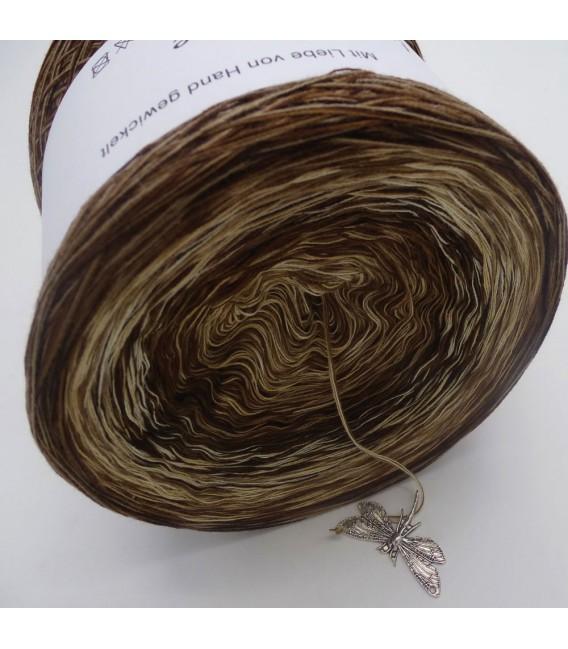 Strudel No. 12 (Swirl No. 12) - 4 ply gradient yarn - image 2