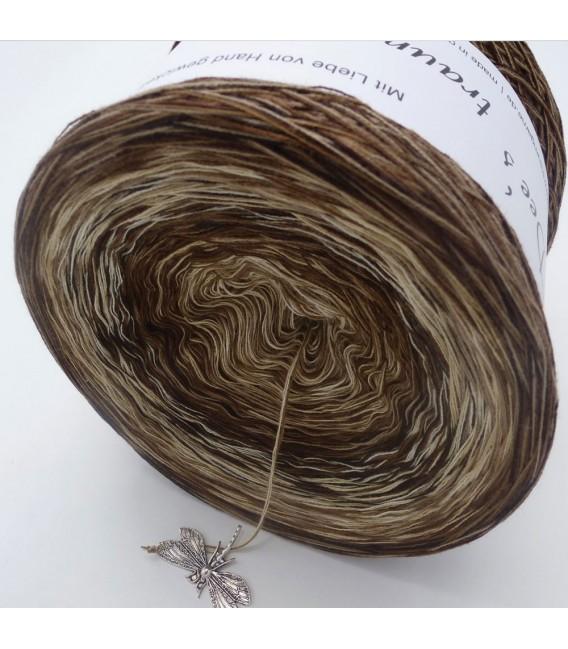 Strudel No. 12 (Swirl No. 12) - 4 ply gradient yarn - image 3