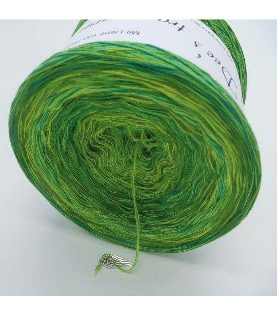 Strudel No. 13 (Swirl No. 13) - 4 fils de gradient filamenteux - Photo 4