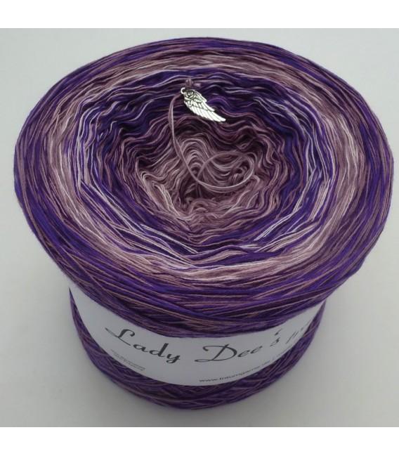 Strudel No. 14 (Swirl No. 14) - 4 ply gradient yarn - image 1