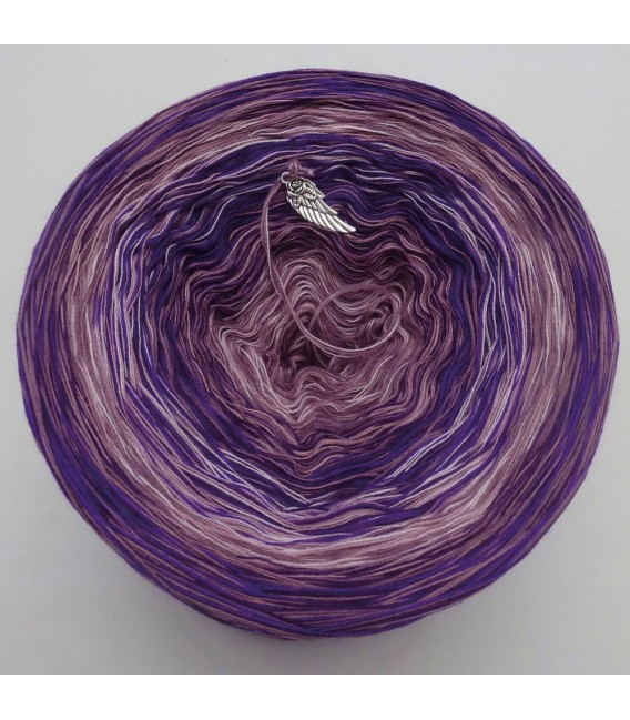 Strudel No. 14 (Swirl No. 14) - 4 ply gradient yarn - image 2